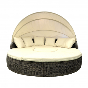 MODULABLE SALOON CANOPI BED